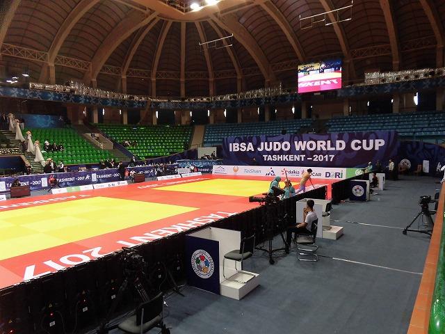 IBSAワールドカップウズベキスタン大会
