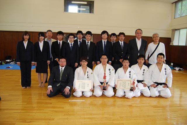第65回四大学柔道新人戦