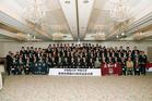 学習院大学・甲南大学 柔道定期戦 60周年記念式典