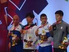 アジアパラリンピック表彰式